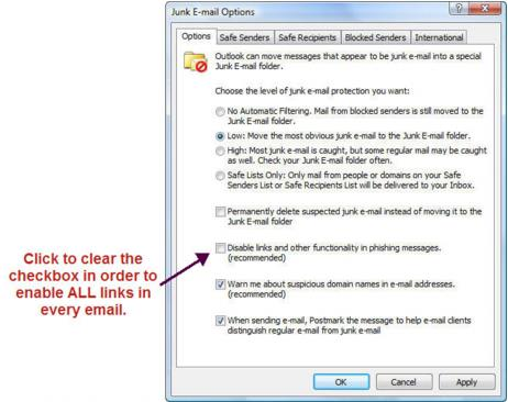 Emails Letters and Mailing Lists-Possible error displayed when trying to open a l-Communication.1.027.4.jpg