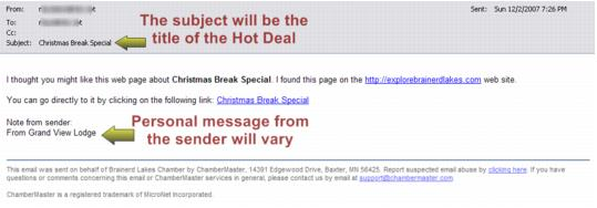 Emails Letters and Mailing Lists-2 - Email generated by ChamberMaster sending a H-Communication.1.104.1.jpg