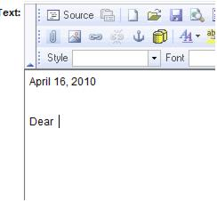 Emails Letters and Mailing Lists-Inserting a database field-Communication.1.043.2.jpg
