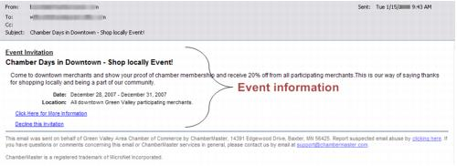 Emails Letters and Mailing Lists-2 - Email from the chamber that invites member t-Communication.1.098.1.jpg