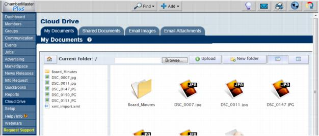 Emails Letters and Mailing Lists-Storing a document to share with other staff-Communication.1.075.1.jpg