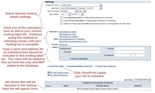 Emails Letters and Mailing Lists-Create Mass Mailing Labels-Communication.1.015.1.jpg