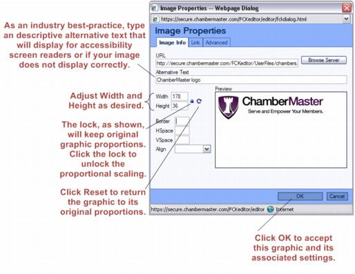 Emails Letters and Mailing Lists-Insert a graphic within communication-Communication.1.032.4.jpg