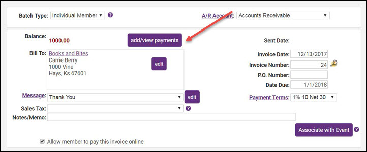 Add View Payments CP.JPG