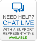 Need help? Chat live with a support representative.
